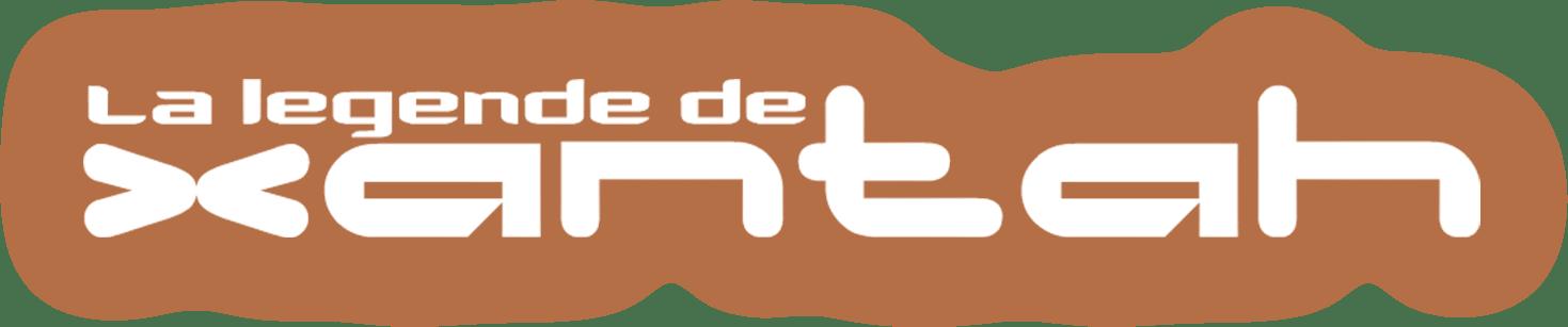 La Légende de Xantah title