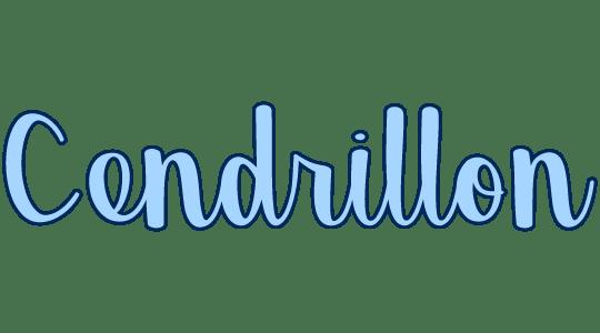 Cendrillon title