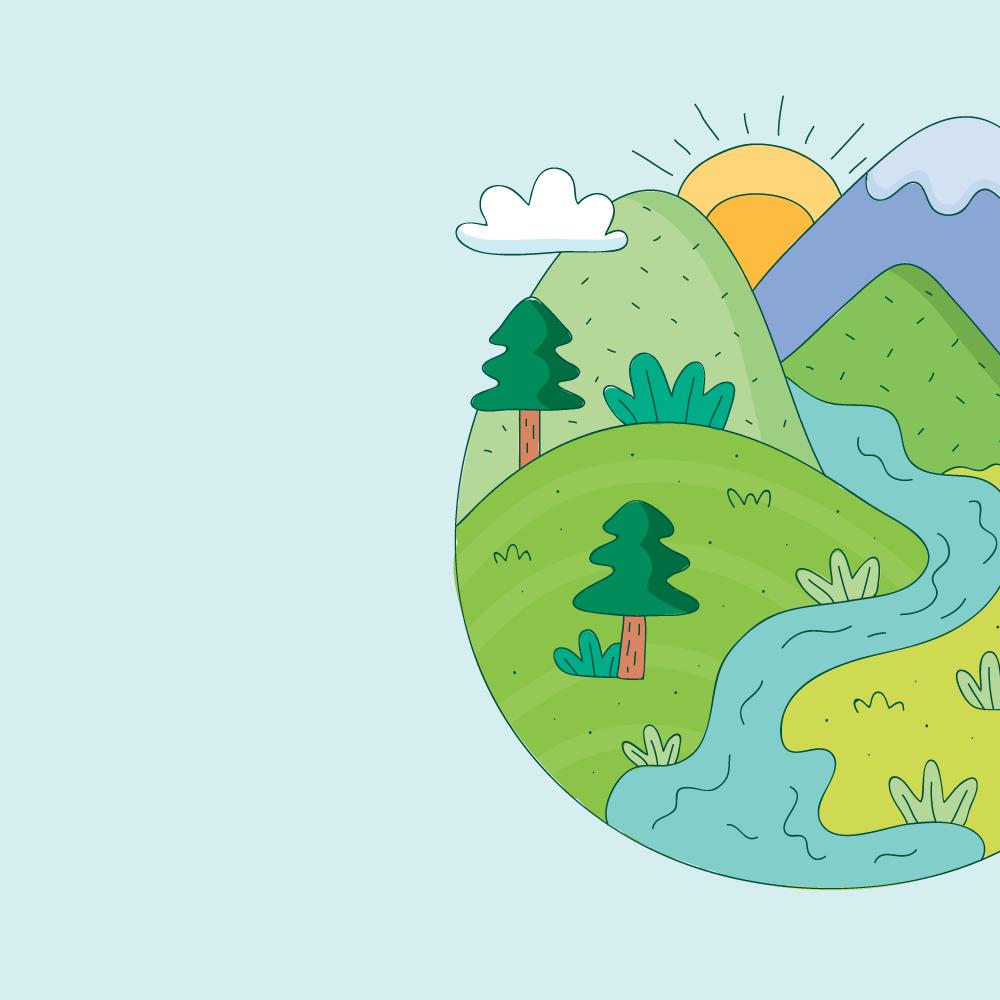 Cover de la serie J'aime la nature disponible sur Sybel