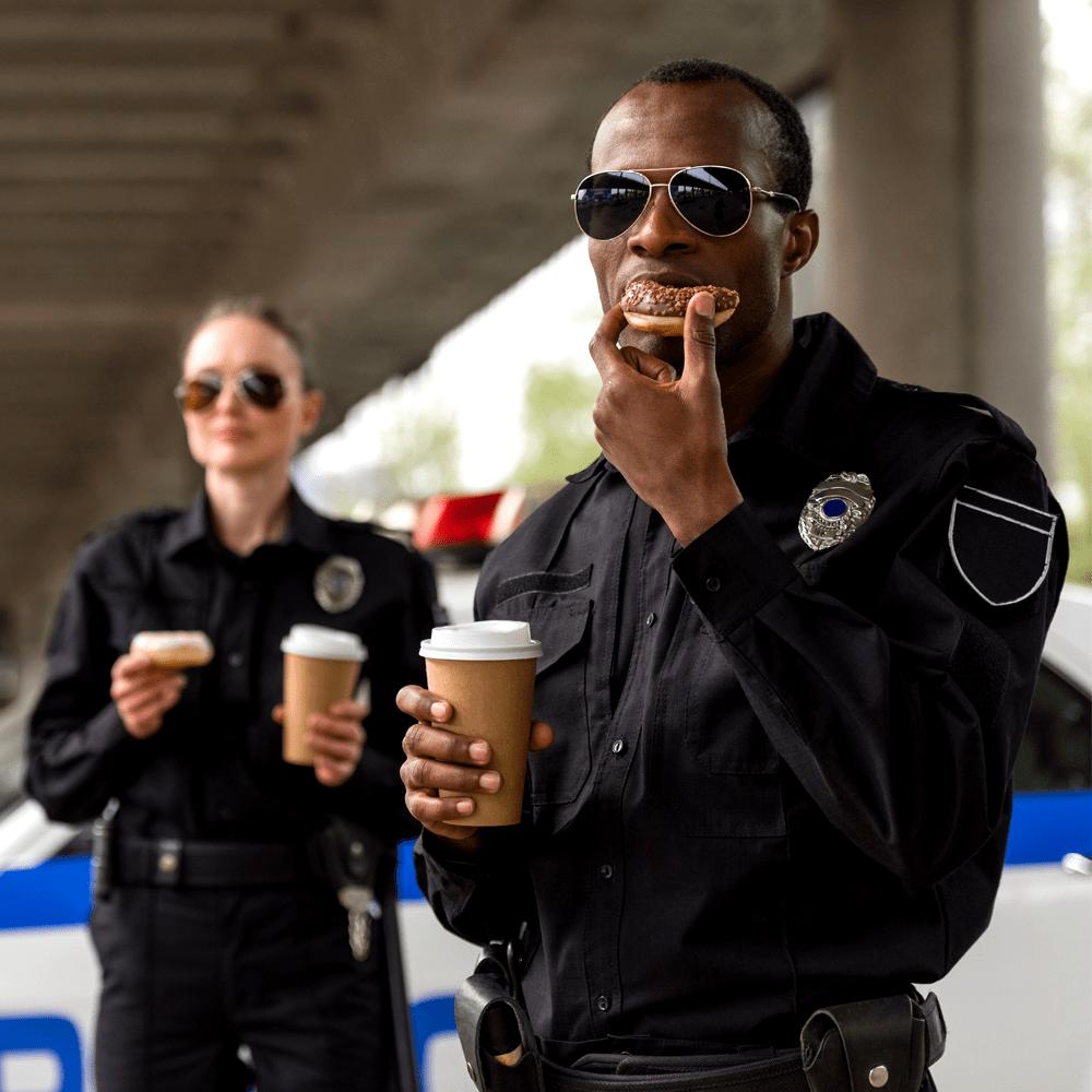 Les 2 minutes du Peuple : Série Policière cover
