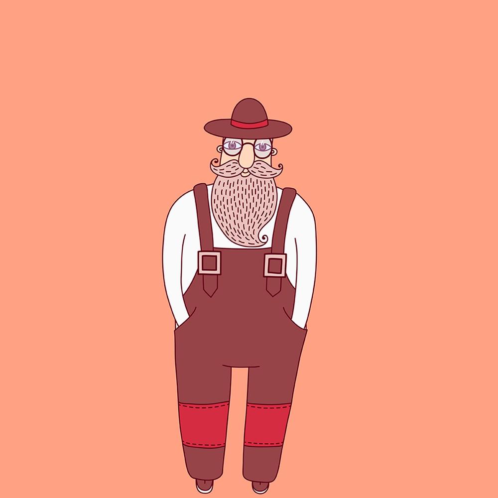 Le vieux qui avait un grain dans la tête cover