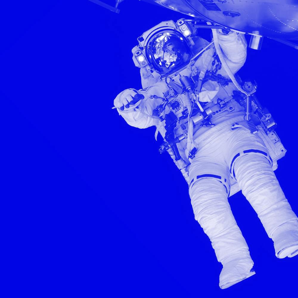 Profession astronaute cover