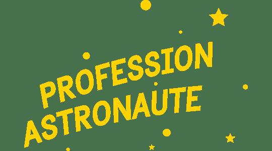 Profession astronaute title