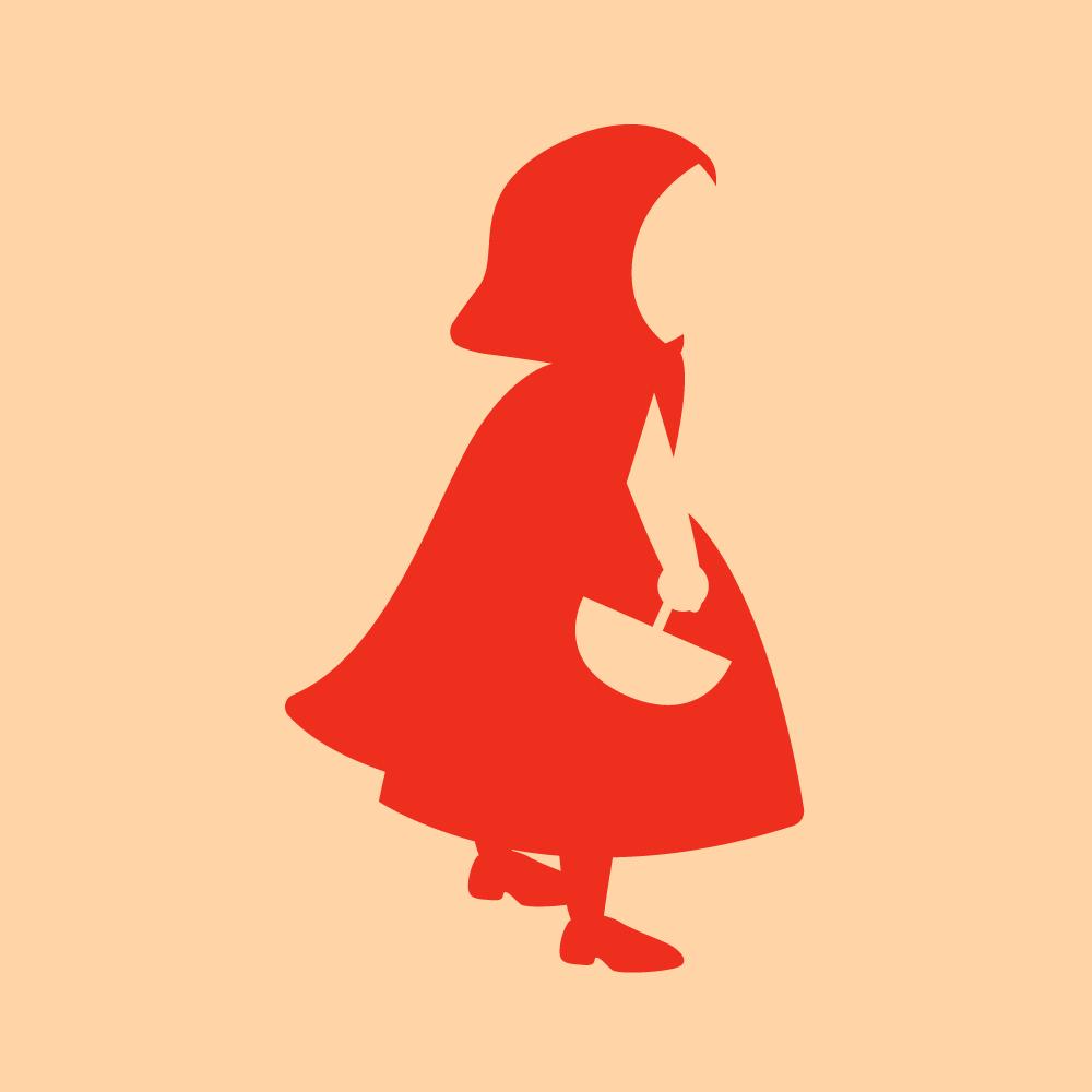 Cover de la serie Le petit chaperon rouge disponible sur Sybel