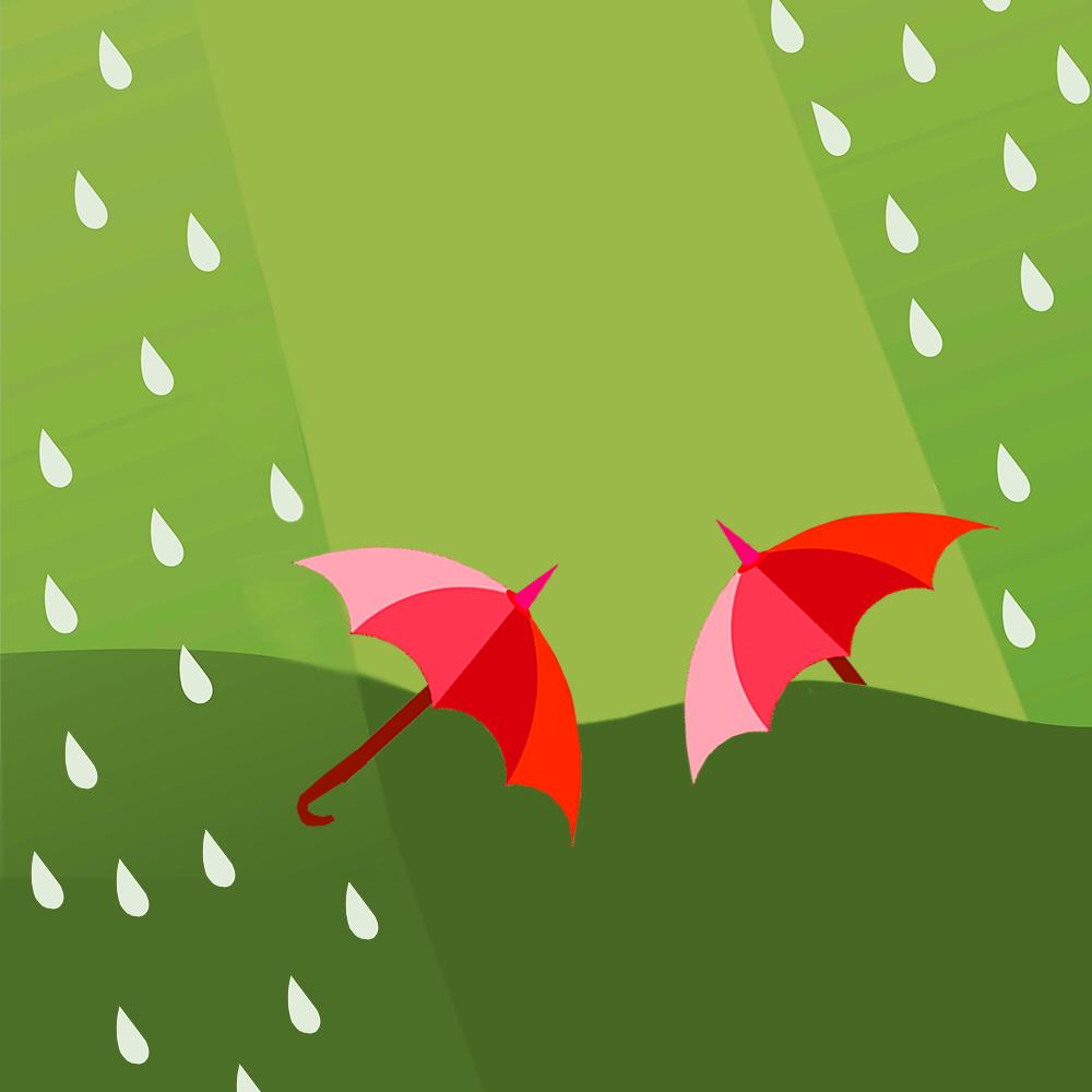 Le marchand de parapluies cover
