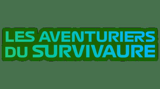 Les Aventuriers du Survivaure title