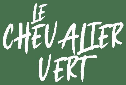 Le chevalier vert title