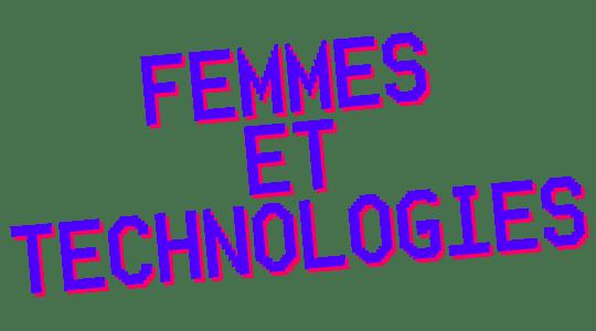 Femmes et technologies title
